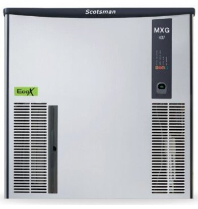 Scotsman Ice machine MXG 437 | Gourmet Ice cream 170kg / 24h | Bunker Loose Available 773x705x (H) 721mm