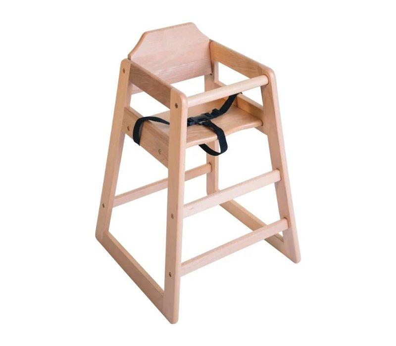 Bolero Kinderstoel lichtbruin
