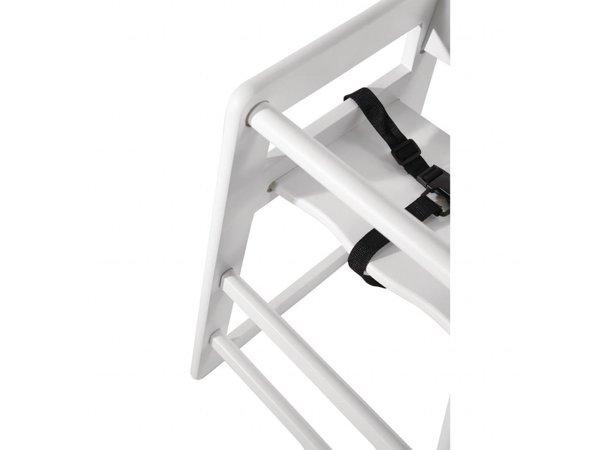 Bolero Kinderstoel Antiek Wit | Zithoogte 500mm