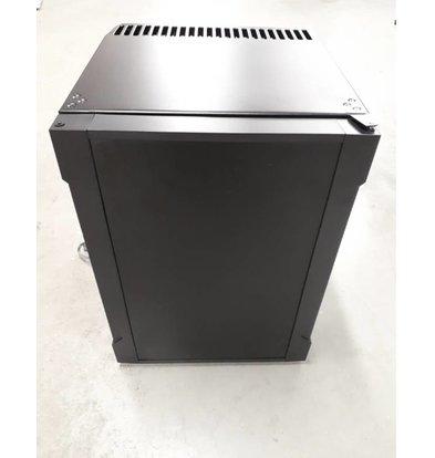 SHOWROOM   Fridge Black 36 liters 440x400x560 (h) mm