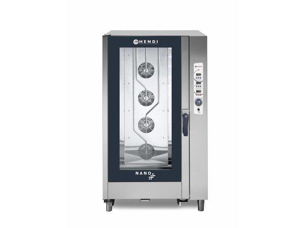 Hendi Combi Steamer Digitaal   Nano   20x 1/1 GN   1050x940x(H)1900mm