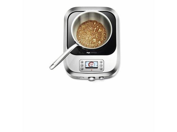 Hendi Inductie Kookplaat | Control Freak | 397 Nauwkeurige Kooktemperaturen | 350x470x(H)110mm