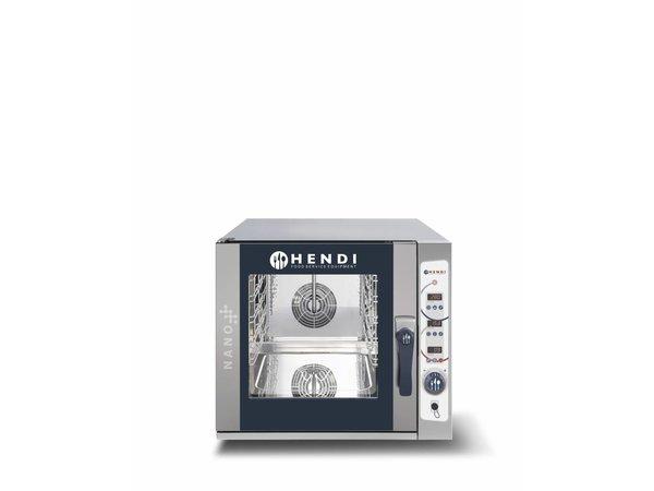 Hendi Combi Steamer Digitaal   Nano   5x 2/3 GN    700x714x(H)628mm