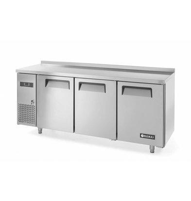 Hendi Koelwerkbank 3 Deurs | Kitchen Line | 1800x600x(H)850mm