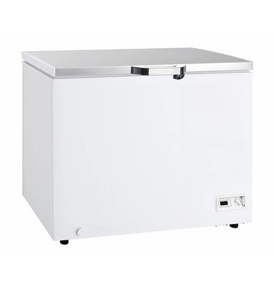 Hendi Energy efficient freezer | LED Lighting | 2 Wheels & 2 Legs Available in 5 sizes