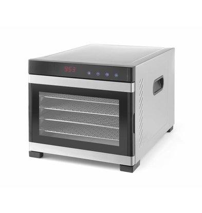 Hendi Food dryer Profi Line | Digital | 6 Schedules | 340x450x (H) 311mm