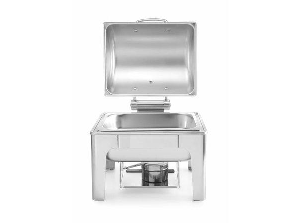 Hendi Chafing Dish Hoogglans   1/2 GN   4Liter   365x345x(H)345mm