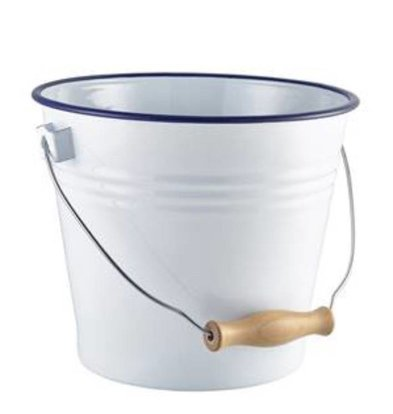 Hendi Presentation Bucket with Handle | Enamelled Available in 2 sizes