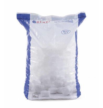 Hendi Salt tablets for water softeners 25Kg