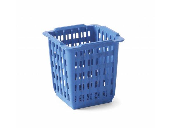 Hendi Bestekkorft Blauw | 125x84x(H)135 mm