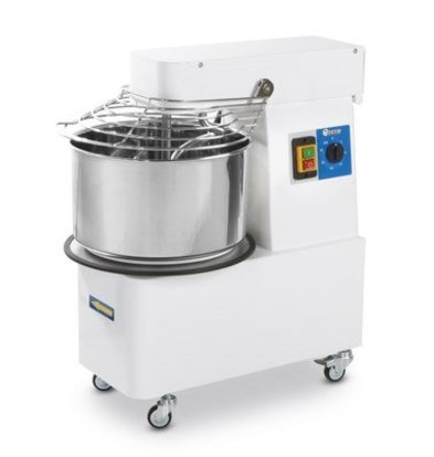 Hendi Dough Kneading Machine With Fixed Bowl 10 liters 35Kg / U | 260x500x (H) 500mm
