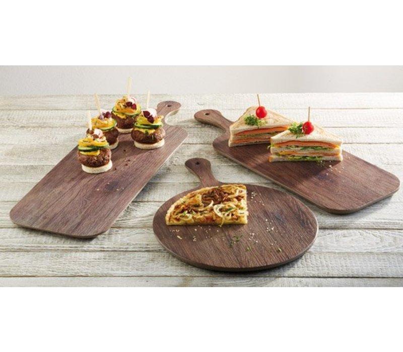 APS FSE Oak Trey | Melamine | Stapelbaar | 48x20x(H)1,5cm