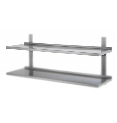 Bartscher Shelf stainless Los Depth 355mm - 8 CHOICE OF SIZES