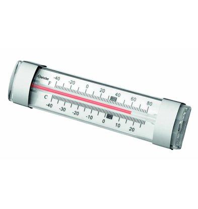 Bartscher Koelkast Thermometer | -40 tot 25 °C | 134x20x(H)30mm