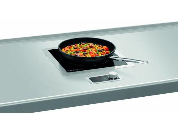 Bartscher Inductie Kookplaat IK 35-EB   3,5 kW   Geschikt voor Inbouw   370x390x(H)118mm