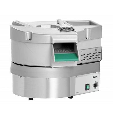 Bartscher Bestekpoleermachine | Geïntegreerde UV-lamp | RVS | 3500 Stuks/U