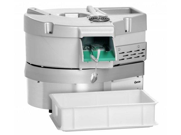 Bartscher Bestekpoleermachine   Geïntegreerde UV-lamp   RVS   3500 Stuks/U