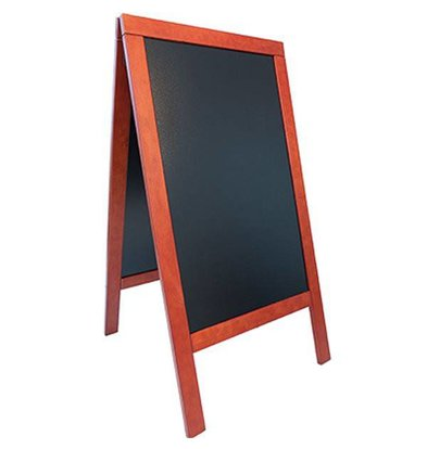 Securit Pavement Board Mahogany - 70x120 Duplo - BASIC
