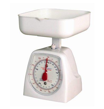 Weighstation Keuken weegschaal - 5kg - per 25gr