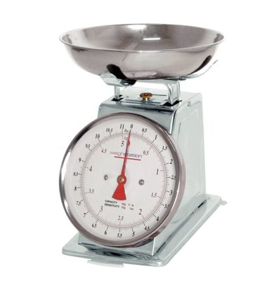 Weighstation Kitchen scales - 3 sizes