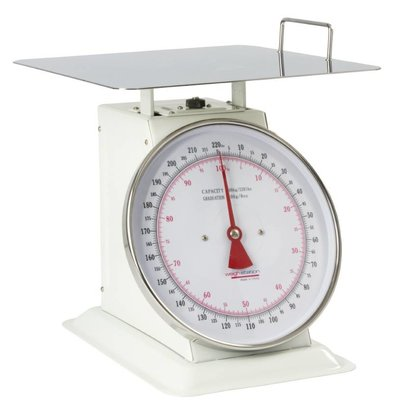 Weighstation Extra large platform scale - 100kg