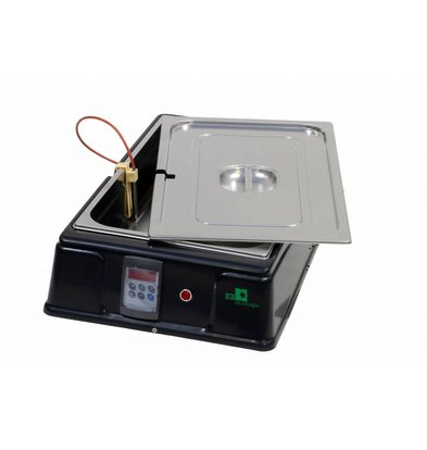 XXLselect Chocolate Melter Digital | 13.7 Liter | 265W | 380x700x260 (h) mm