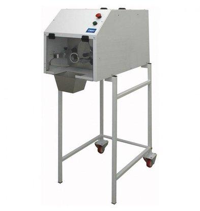 MEC Deeg Portioneermachine | Met Onderstel en Trechter | Verdeelt 30kg in Porties | 440x830x(H)530mm
