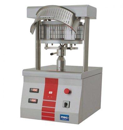 MEC Pizzapletter | Ø330mm | 4,75 kW | 470x590x(H)830mm