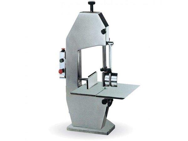 MEC Beenderenzaag | Werktafel  410x410mm | 1,1 kW | 530x420x(H)910mm