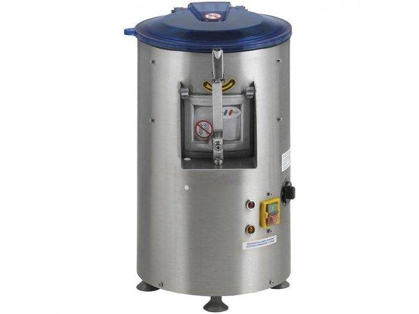 MEC Aardappelschiller | 120kg per uur | 4kg per cyclus | 320x420x(H)560mm