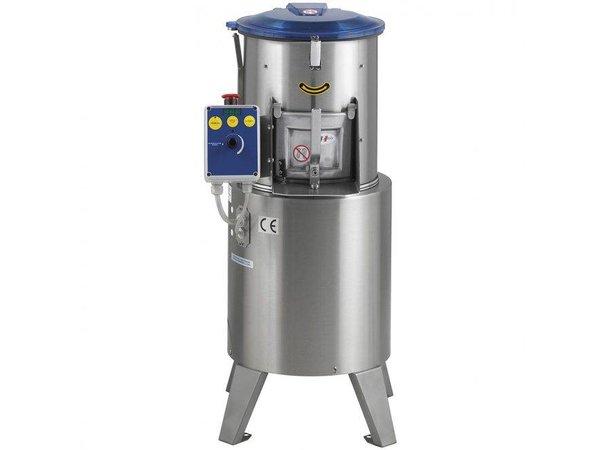 MEC Aardappelschiller | 250kg per uur | 8kg per cyclus | 320x420x(H)800mm