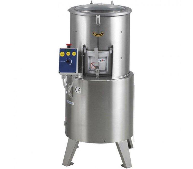 MEC Aardappelschiller | 650kg per uur | 20kg per cyclus | 450x500x(H)1000mm