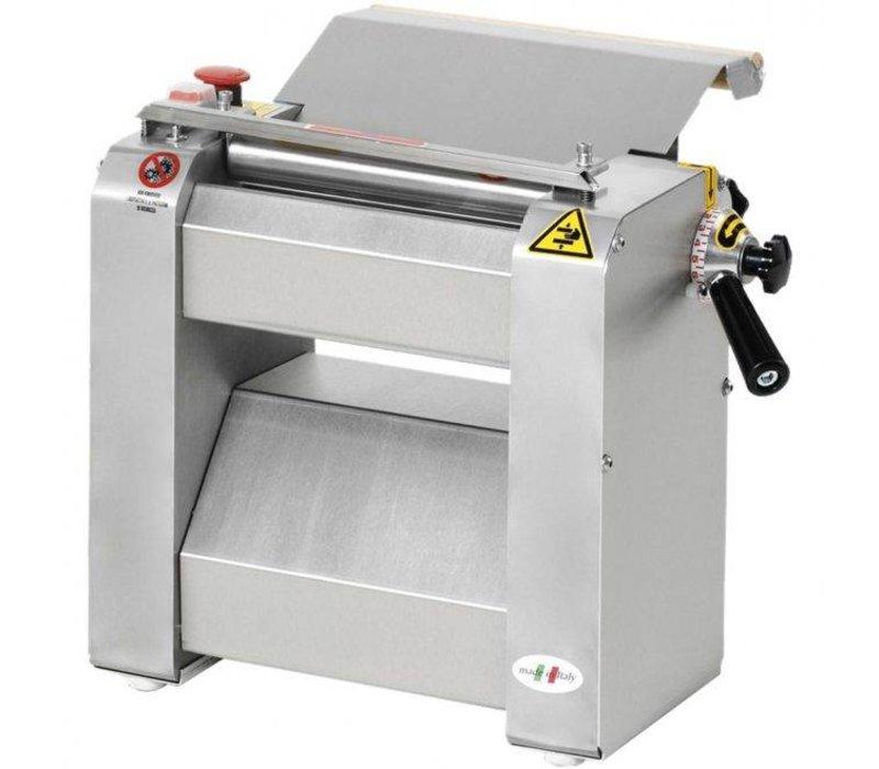MEC Pizzadeeg Roller | 400 Volt | Geschikt voor 250mm Ø550mm