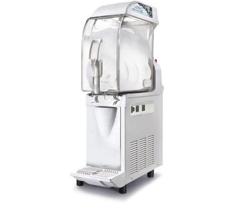 MEC Slush IJs Machine | Slush Puppy | 11 Liter Capaciteit | 500W | 200x580x(H)870mm