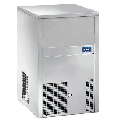 MEC Schilferijsmachine 80kg/24u | 600W | 500x696x(H)696mm