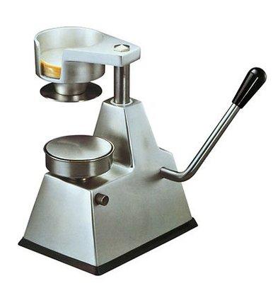 MEC Hamburger Pers | Geschikt voor Ø100mm | 250x305x(H)310mm