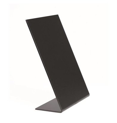 Securit Chalkboard Acrylic Table 3 pieces - 4 sizes
