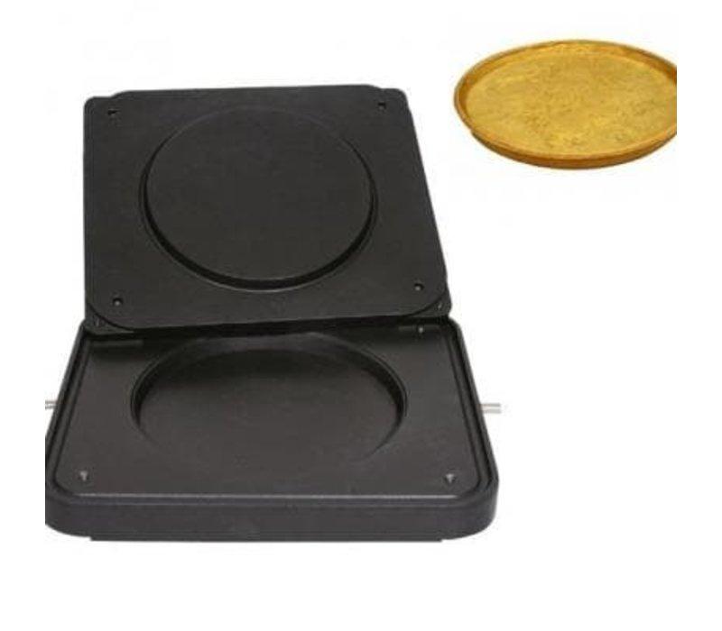 ICB 1x Cake | Boven Ø250mm | Onder Ø232mm | 19mm Hoog