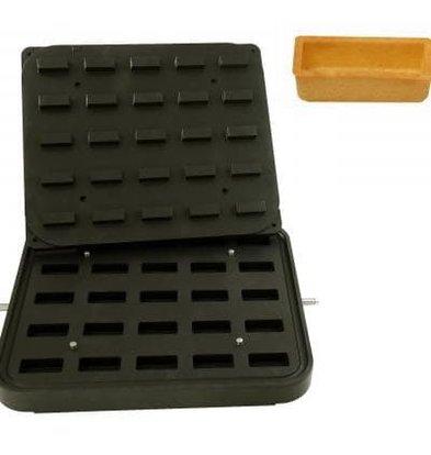 ICB 25x Small Brick   50x23mm   16mm Hoog