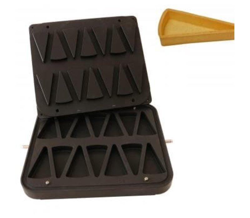 ICB 14x Cake Cup | 110x60mm | 19mm Hoog