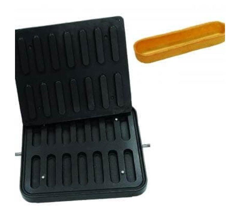 ICB 21x Small Eclair | 66x26mm | 15mm Hoog