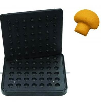 ICB 42x Mushroom | 30x30mm | 15mm Hoog