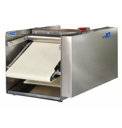 ICB Rollero Croissant Roller | 310x460x(H)260mm | Beschikbaar in 220/380V
