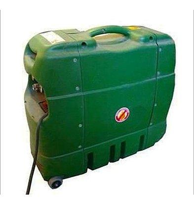 ICB Compressor voor de Spraychoc