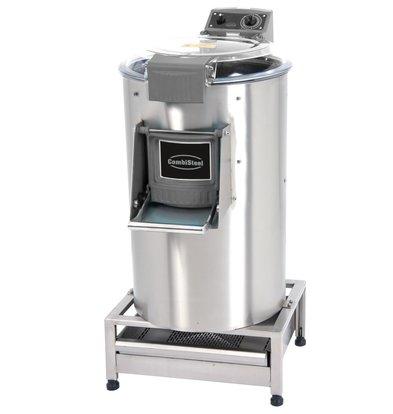 Combisteel Aardappel Schilmachine met Filter | Beschikbaar in 4 Modellen