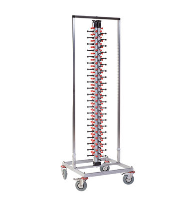 Emga Bordenrek 84 Tables   60x60x185 (h) cm