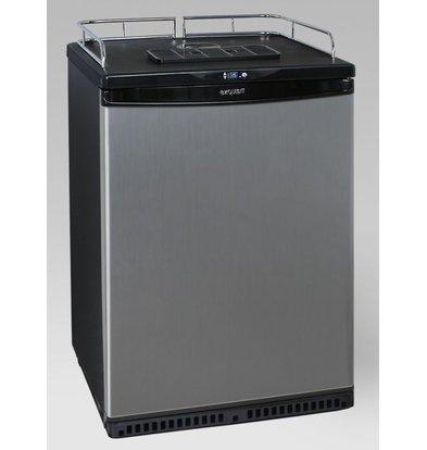 XXLselect Biervaten koeler RVS 169L