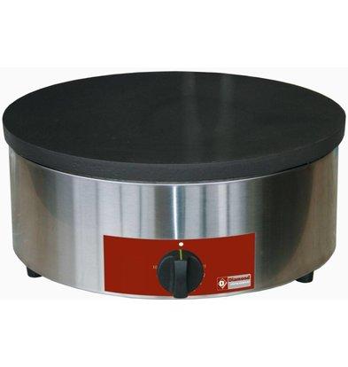 Diamond Crepe Maker Professional | Single | Electrical | 3600W / 230V | 40 cm diameter
