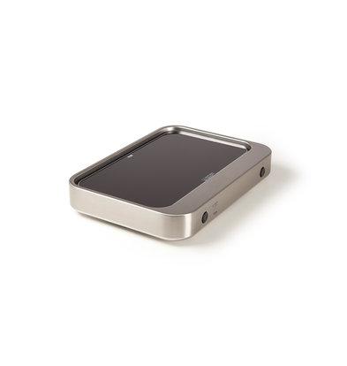 Rieber K|POT | 1/1GN Chafing Dish 3600W | 2 Regelbare kookzones | 533x380x88mm | Beschikbaar in 2 Kleuren
