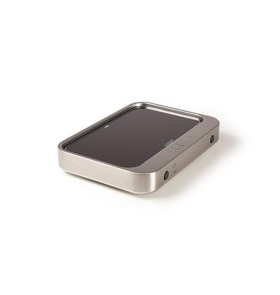 Rieber K|POT | 1/1GN Chafing Dish 2200W | 2 Regelbare kookzones | 533x380x88mm | Beschikbaar in 2 Kleuren